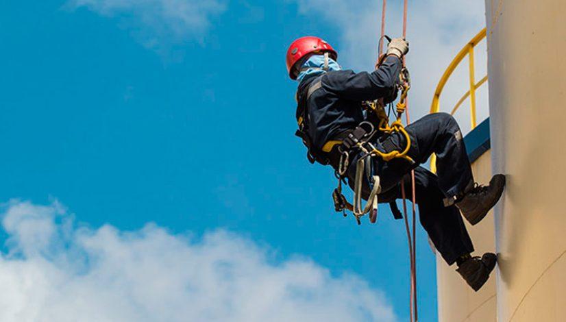 5 Ventajas de los trabajos en alturas
